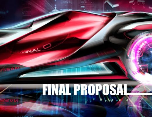 Yang-Fu-ACCD-cardesign-Nissan-project