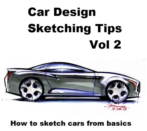 EBOOK CAR DESIGN SKETCHING TIPS 2