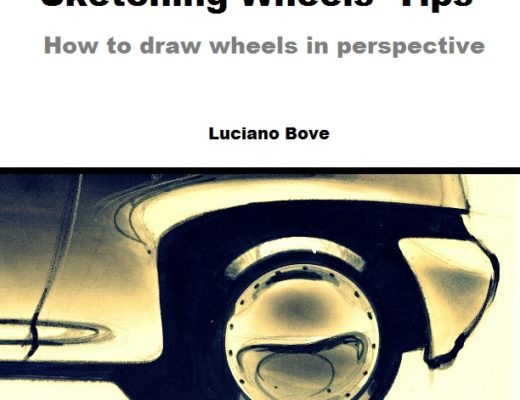 Sketching Wheels' Tips by Luciano Bove