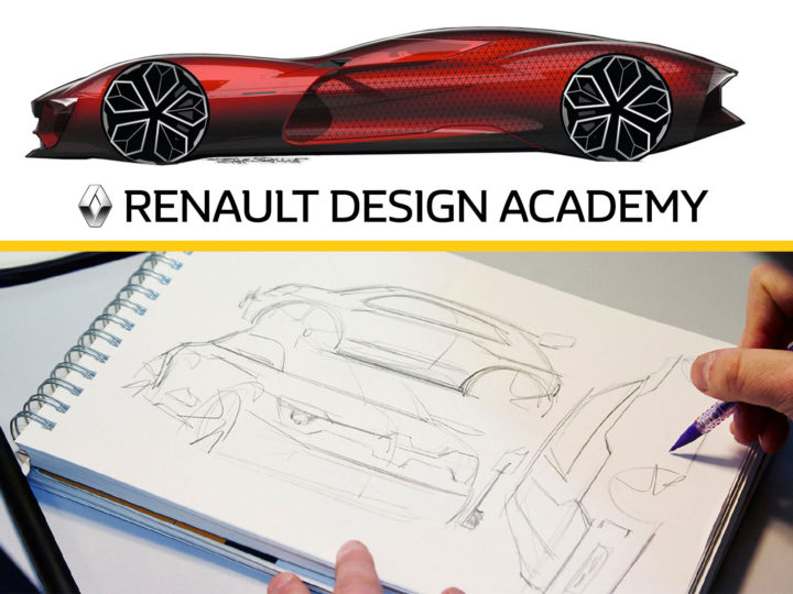 Renault Design Academy website
