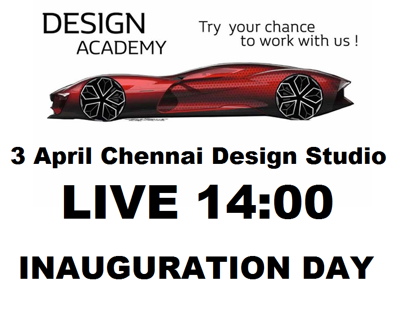 Inauguration day in Chennai design Studio